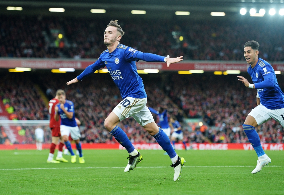 Maddison is yet to make his England debut