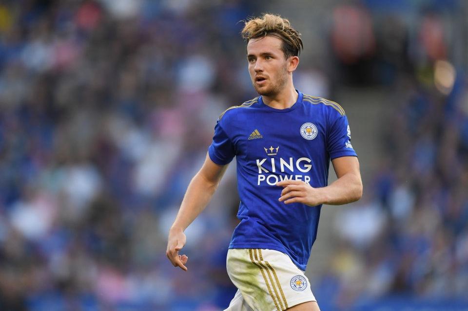 Chilwell is levels about Rose at the moment