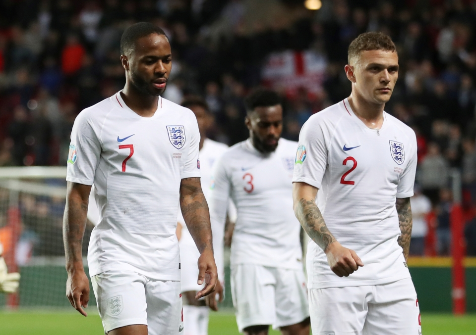 An off night for Raheem and co.