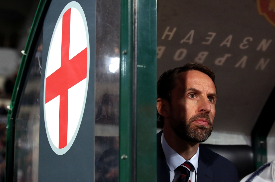 Southgate handled the situation perfectly