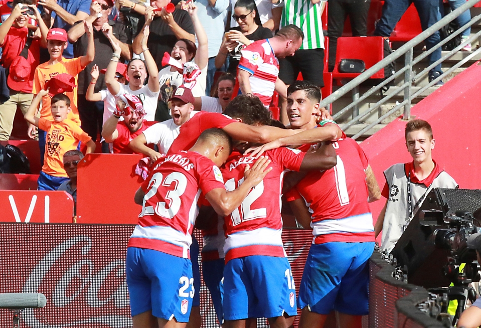 A 1-0 win over Betis catapulted them to the top of La Liga