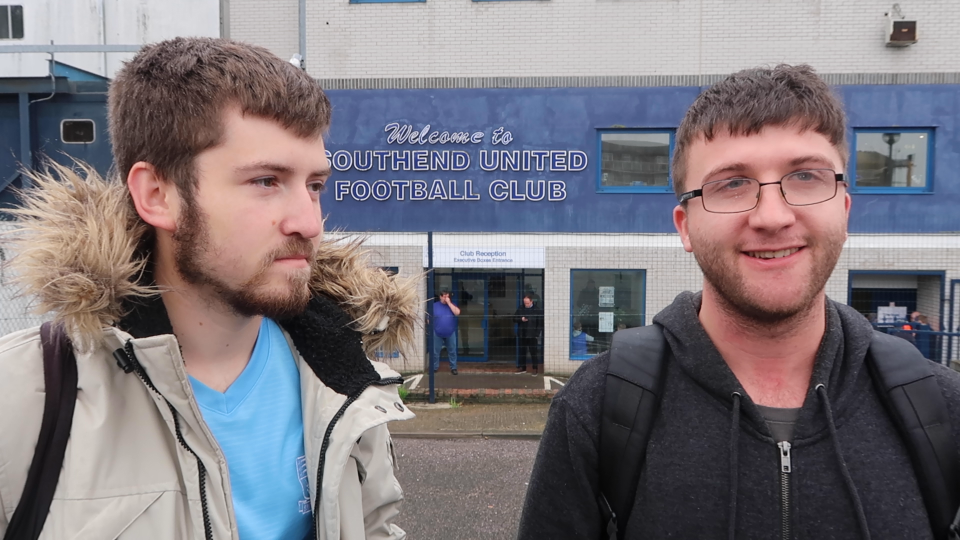 Tom and Ryan Melton have doubts over the club's ability to deliver on promises