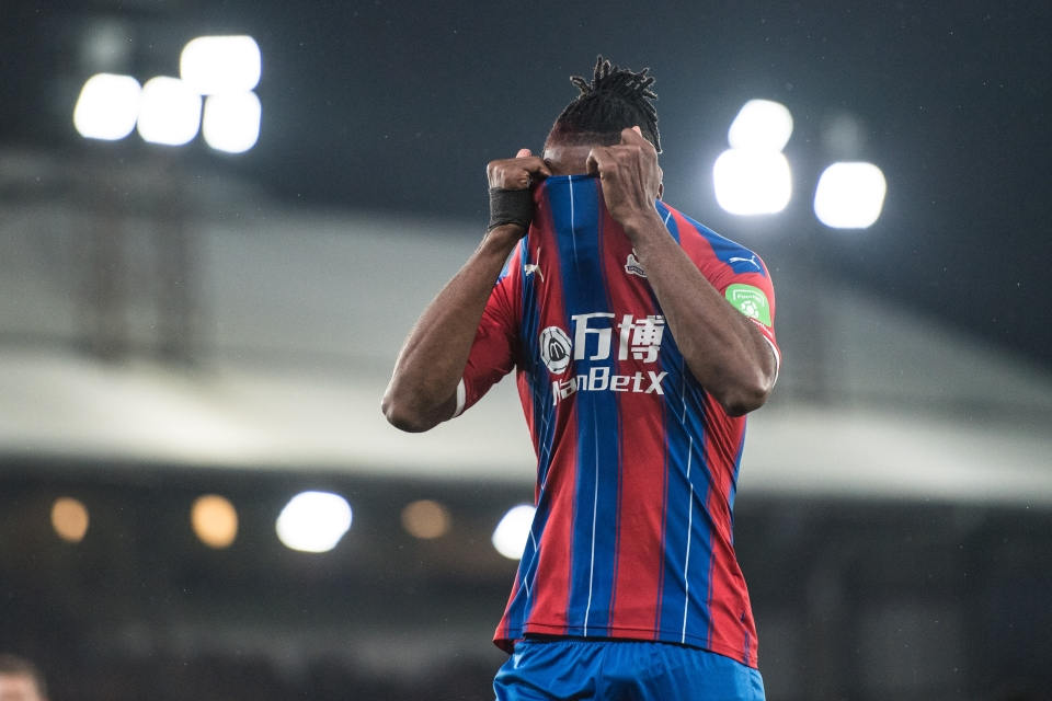 Zaha searching for Liverpool clean sheets