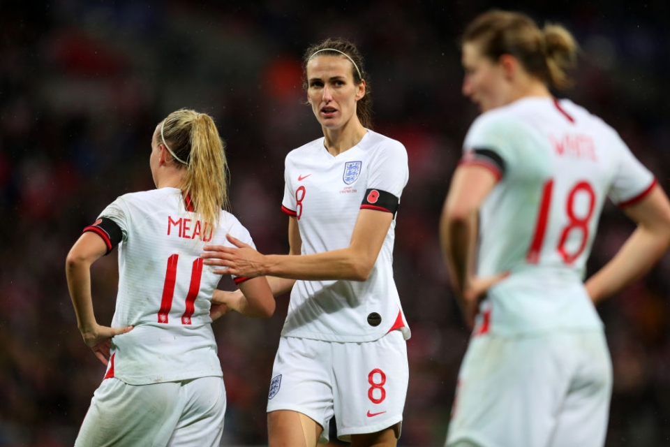 Phil Neville's side were beaten by Germany but the attendance confirmed a growing appetite for the women's game