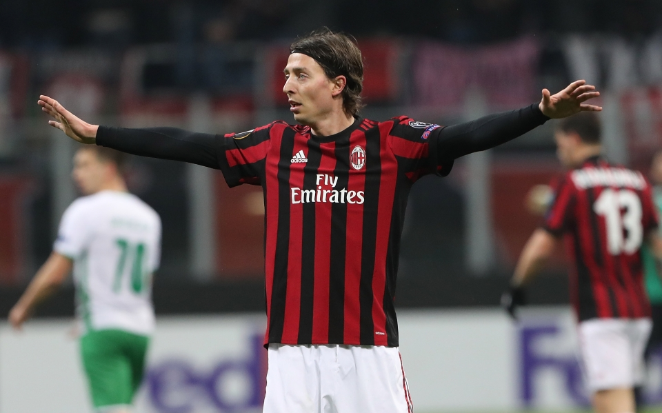 Having been released in the summer, Montolivo has decided to retire