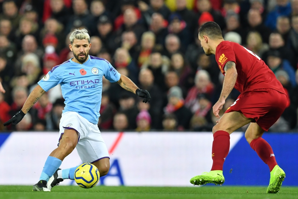 No Anfield goal for Sergio again