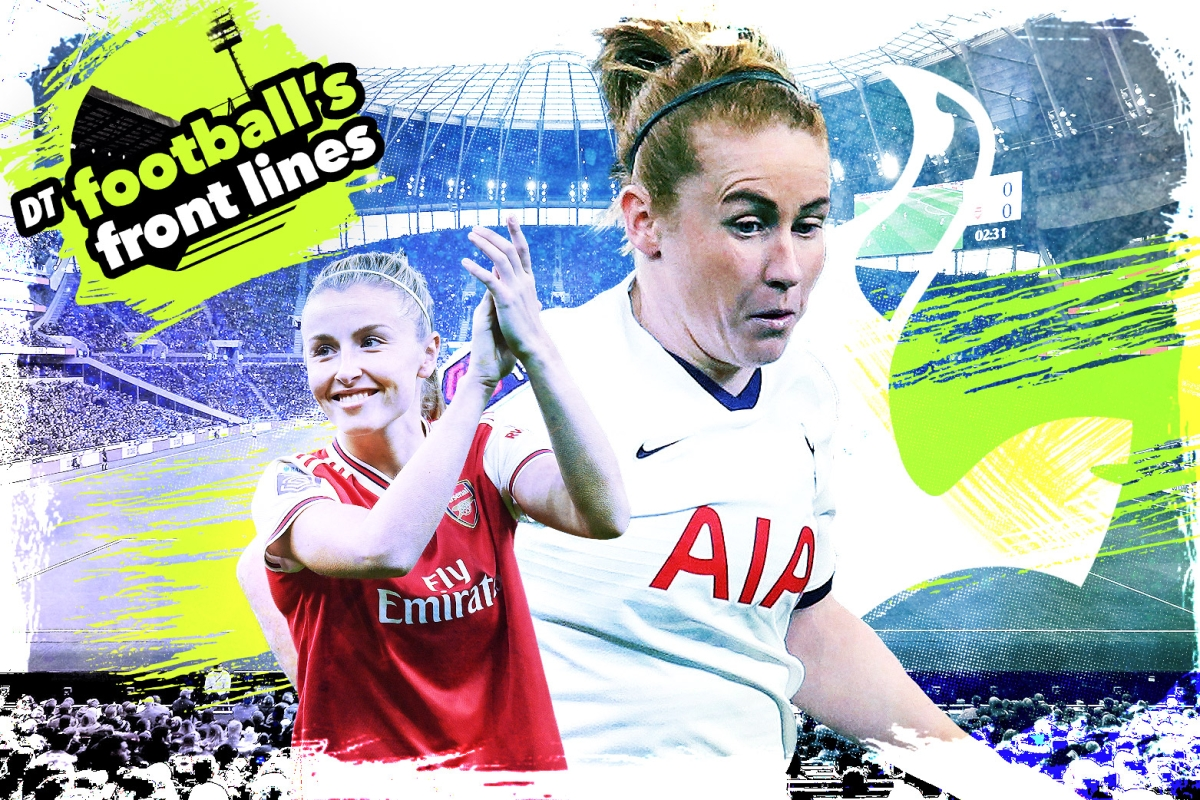 A record-breaking north London derby showcased the ever-growing strength of the women's game - Dream Team FC