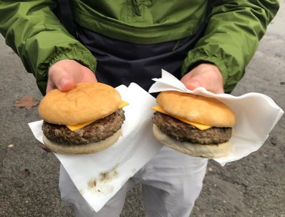 Ainsworth has praised the new burgers, new beers and new fan village at Adams Park