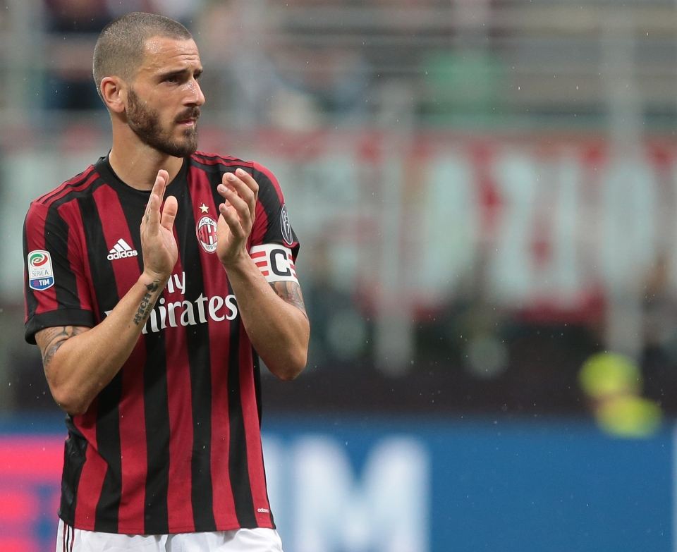 Bonucci failed to live up to his transfer fee