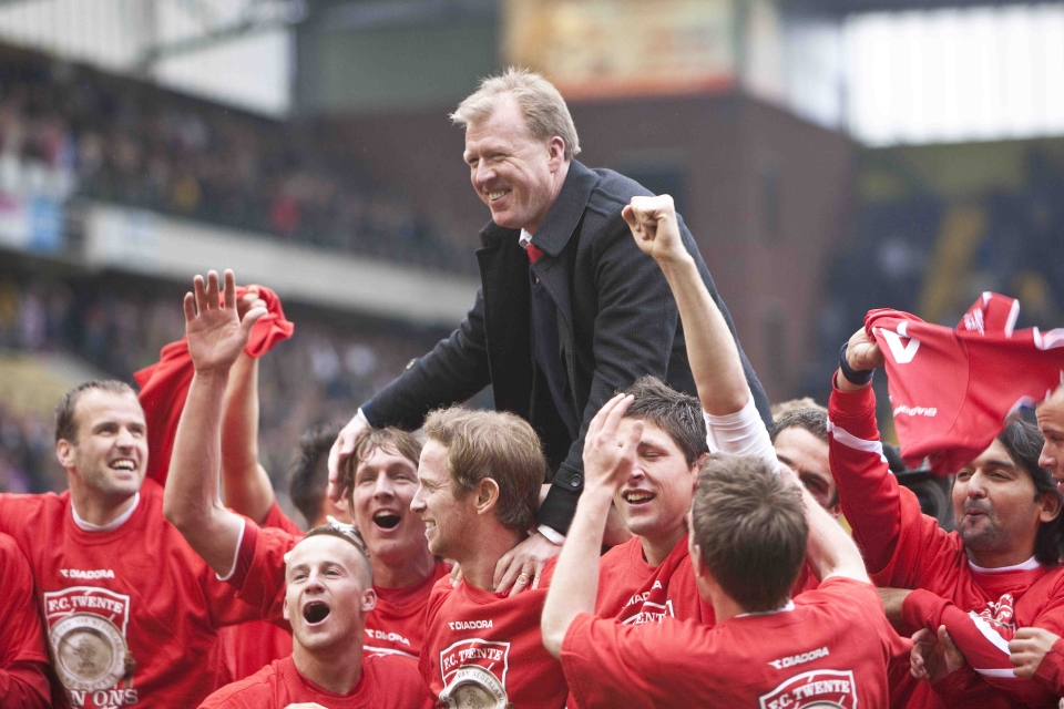 McClaren had two spells at Twente, the second of which coincided with Tadic's time there