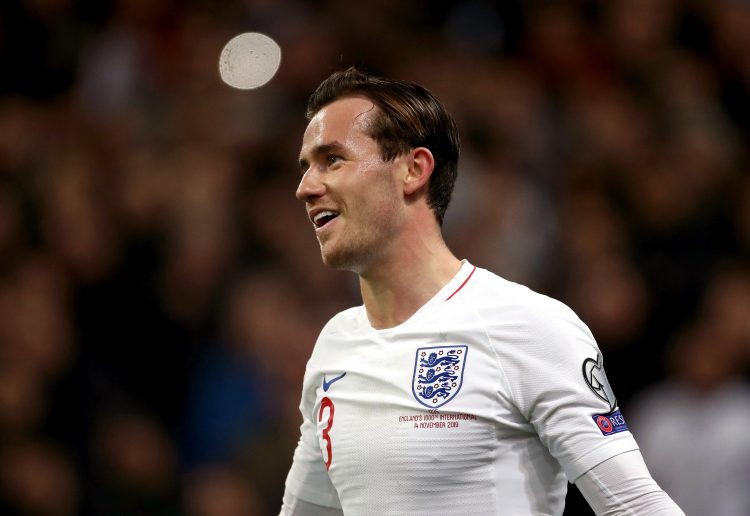 Chilwell is right at the top of Lampard's shopping list