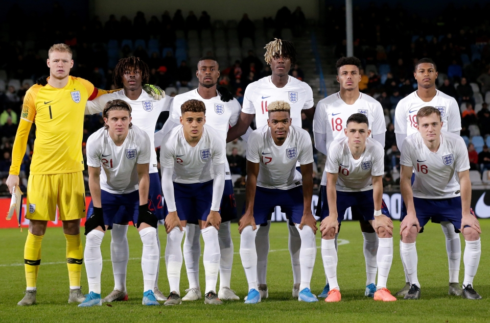 Ramsdale even captain the England under-21s in their most recent match against the Netherlands