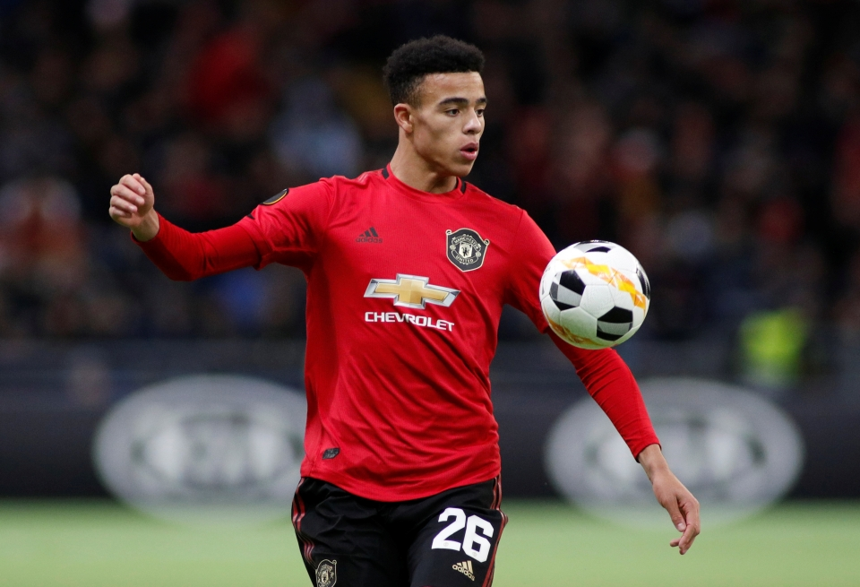 Man United's wonderkid striker has been tipped for greatest