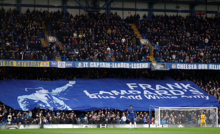 Lampard has thrived despite the ban