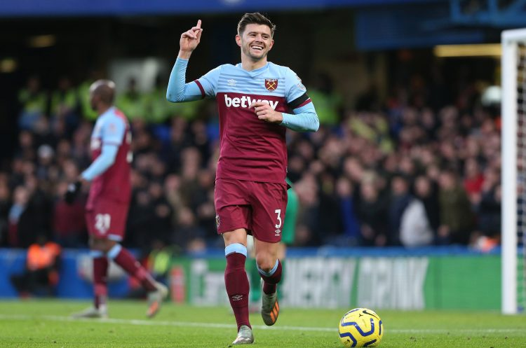 Cresswell brought Chelsea back down to earth at the weekend