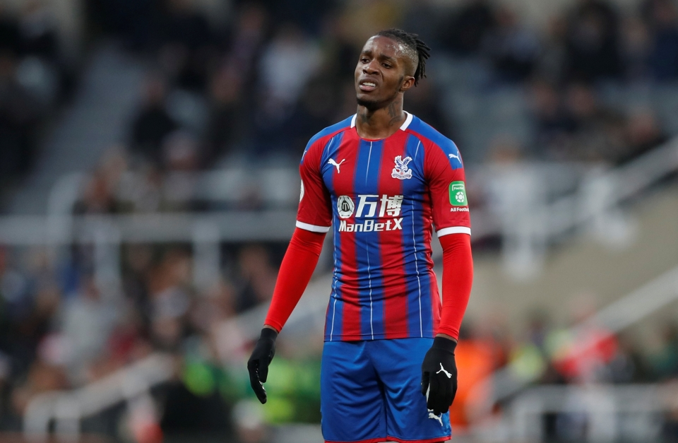 Hes' coming for you, Wilf