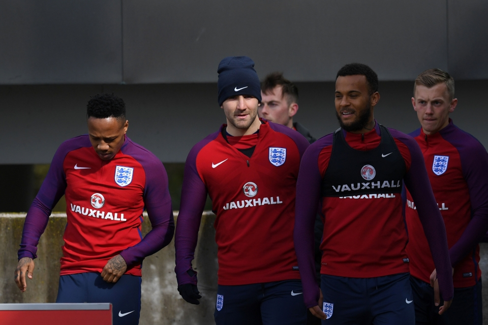 Five and half years since making his England debut, Shaw has just eight caps to his name