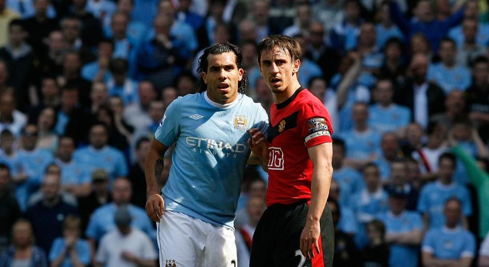 Teammates to rivals