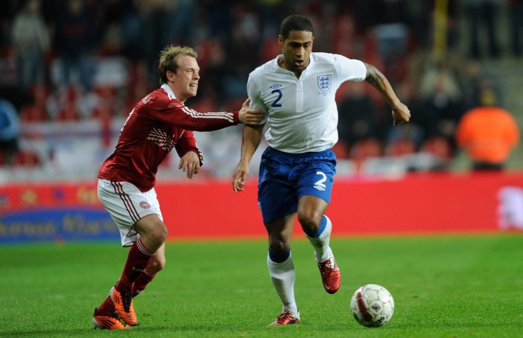 Right back has been a problem for England before