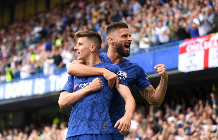 The Frenchman is Chelsea's third choice forward