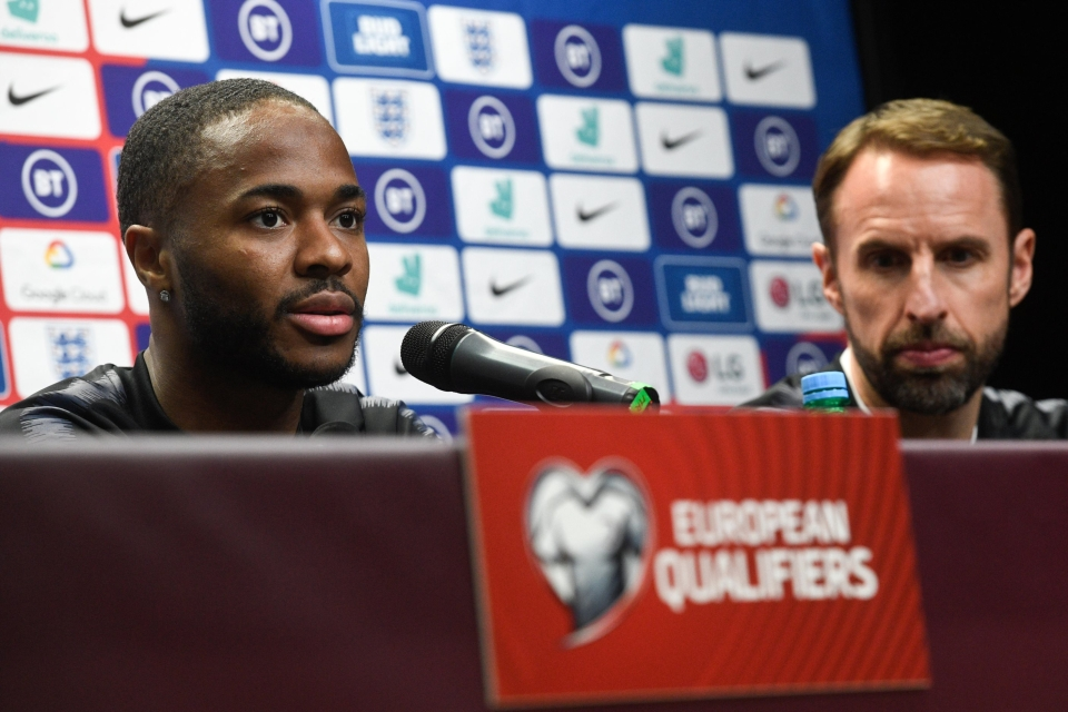 Southgate will need Sterling fit and firing
