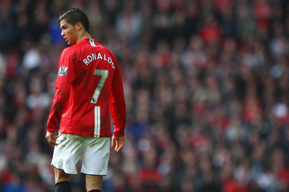 Even Ronaldo was well behind Rashford at his age