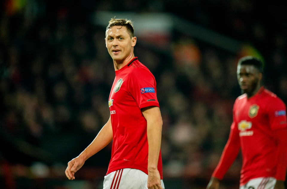 Matic has found himself out of favour at Old Trafford this season