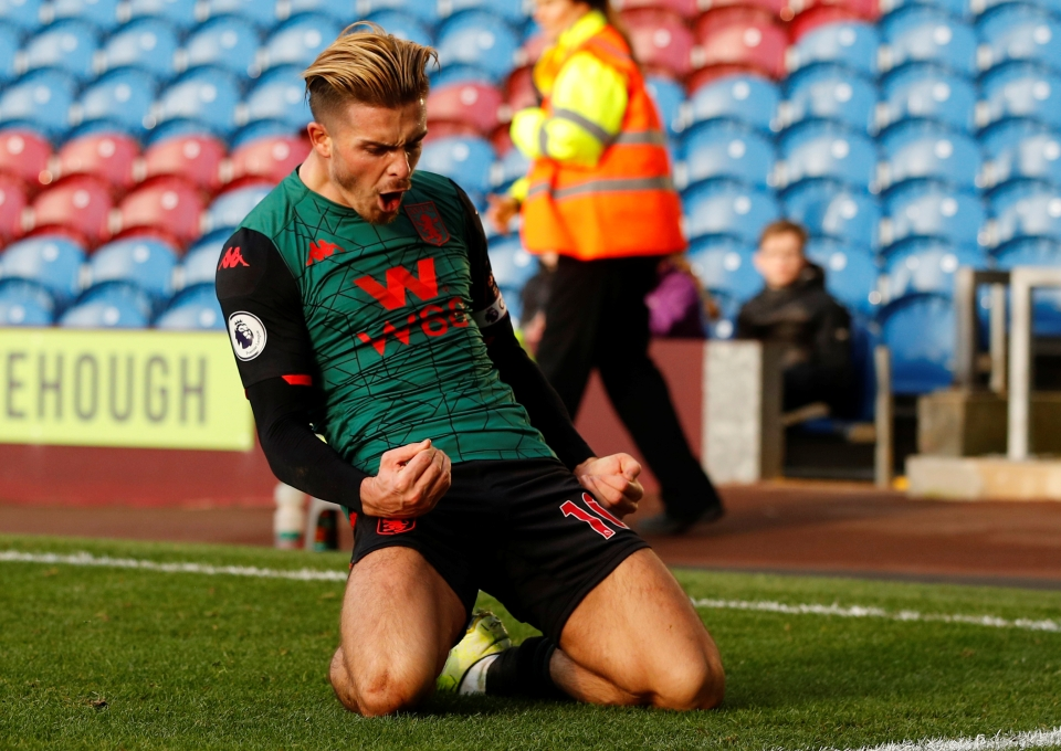 Grealish may benefit from a move