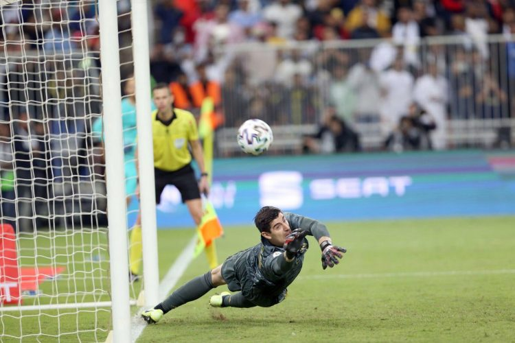 His save in the Super Cup shootout did a lot for his credibility