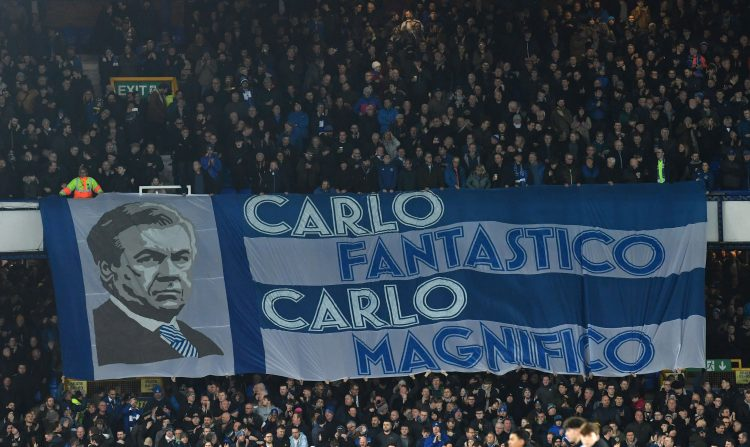 The Evertonians have welcomed him with open arms