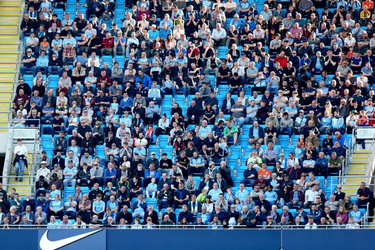 This was the highest attendance all season