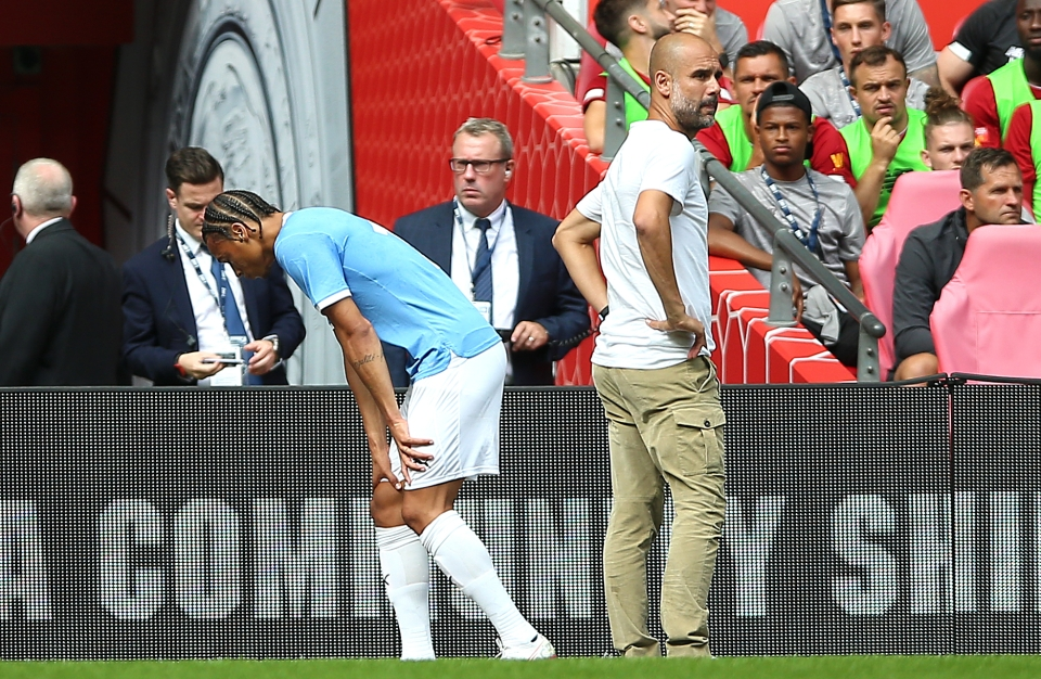 Sane should be a Bayern player by now