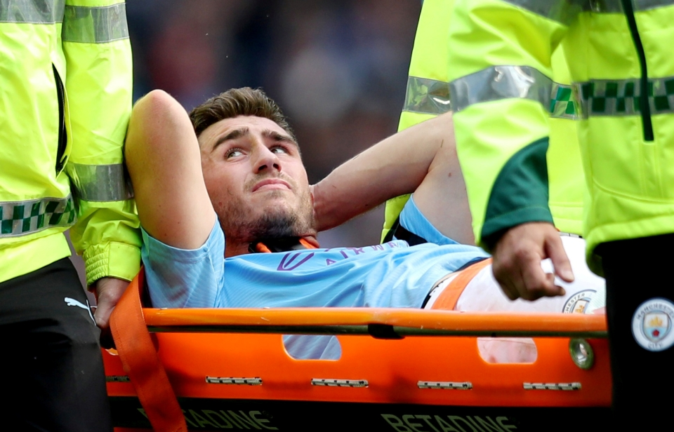 Laporte's injury is a lazy excuse