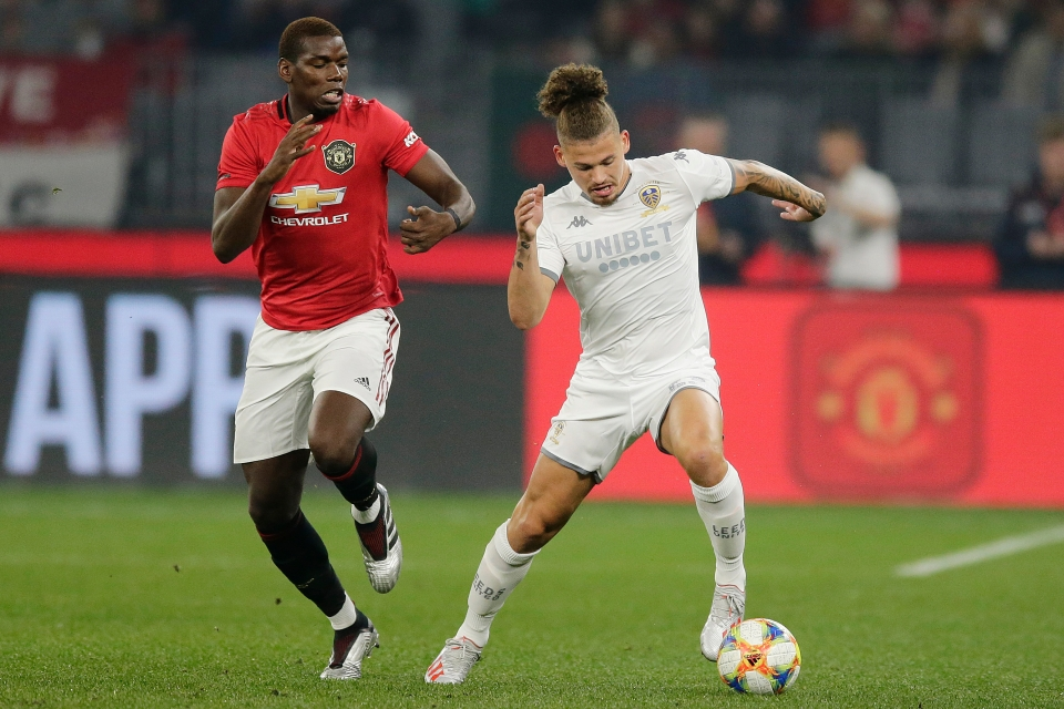 Could Phillips and Paul Pogba meet at Euro 2021?