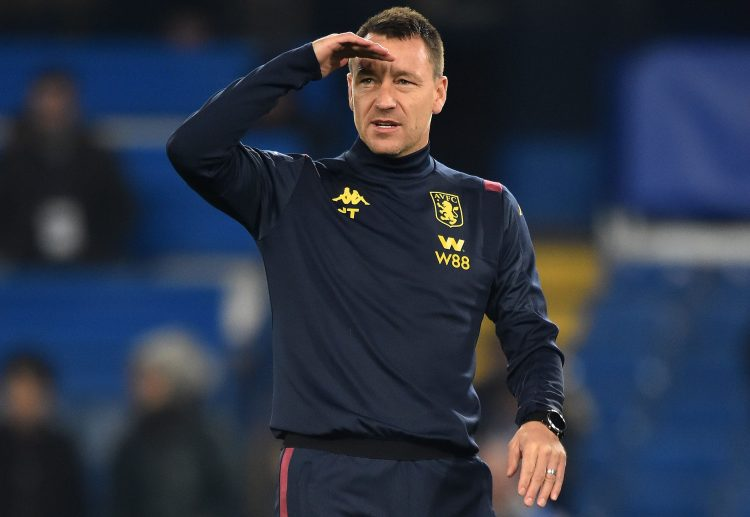 Terry was apparently waiting for Kidd in the car park after the game