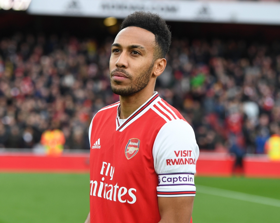 Stats provided by Opta, goals provided by Auba