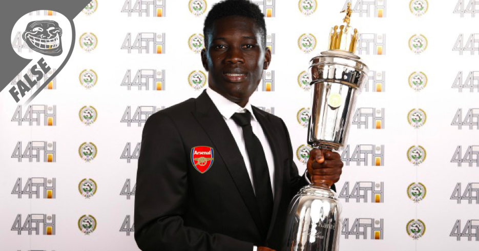 Arsenal's 2019/20 Player of the Season