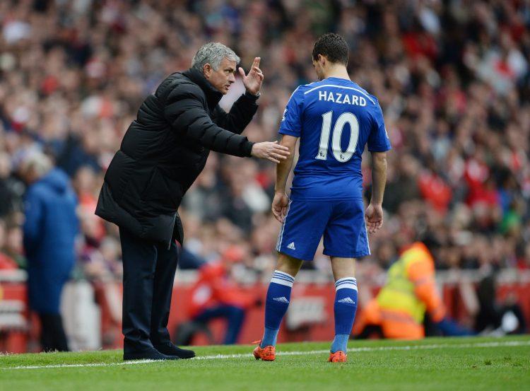 The pair won Chelsea the 2015 Premier League
