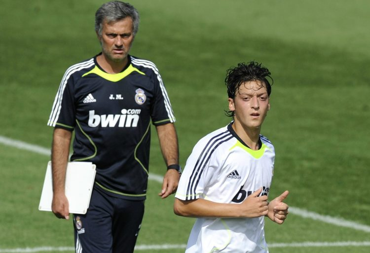Jose signed the youngster at Real Madrid