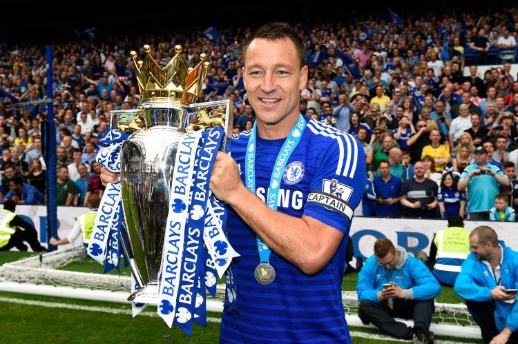 Terry played every game in the 2015 title-winning season