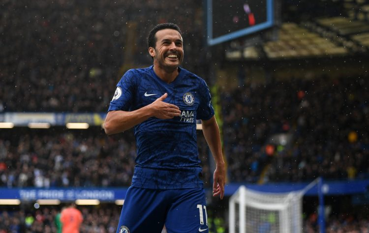 Just the 25 major honours for Pedro