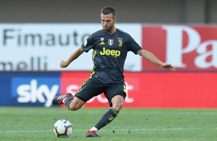 Pjanic is just one of the superstars taking part in the competition