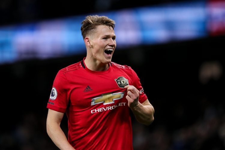 McTominay knows who he wants to face