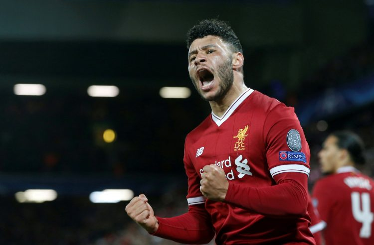 The Ox and Liverpool were red hot right from kick off in the first game
