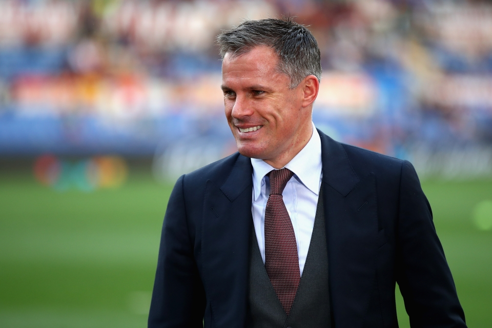 What have you unleashed upon us, Carra?