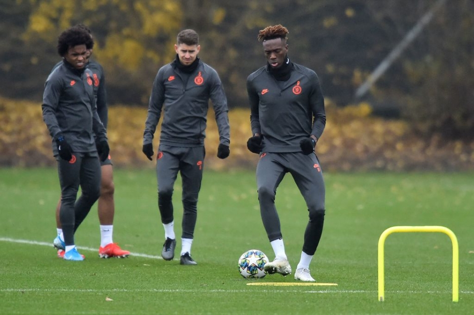 Premier League players will be allowed to train in small groups from Tuesday