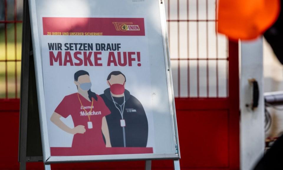 Masks on