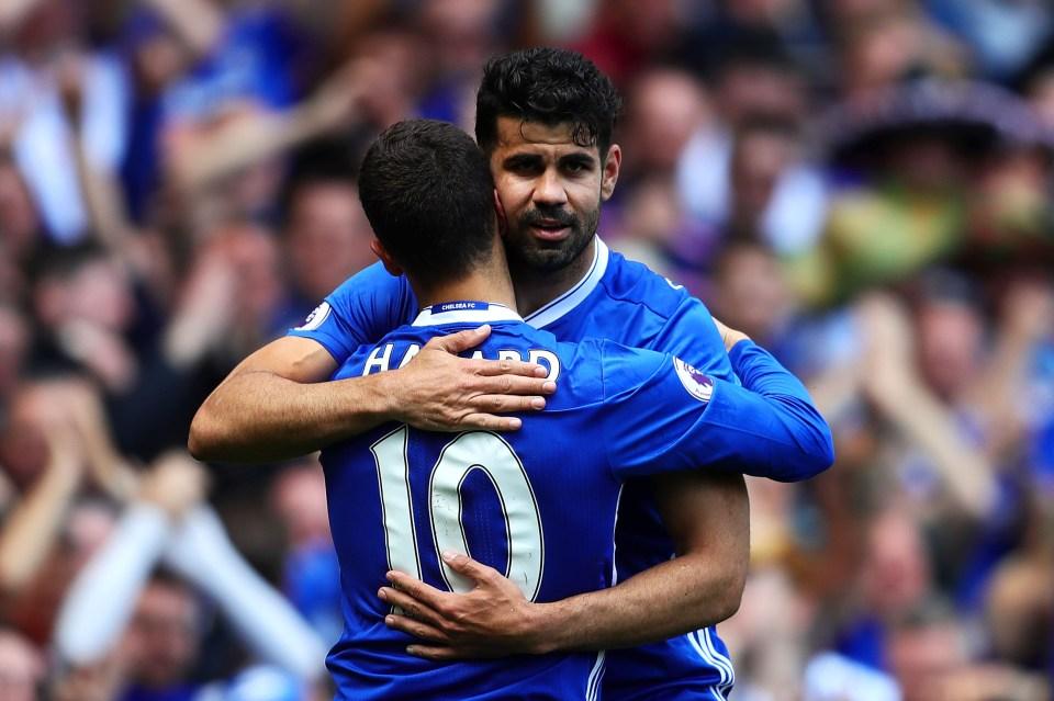36 league goals between them in 2016/17