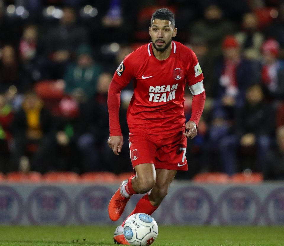 """""""We thrive off the atmosphere inside the ground, whether that's the home fans with you or the away fans trying to upset you and put you off your game"""" – Jobi McAnuff"""
