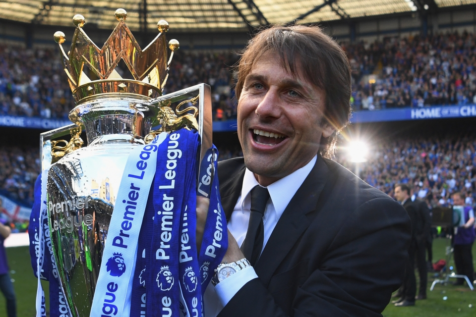 """""""It won't be as easy for Conte in England as it was in Italy"""""""